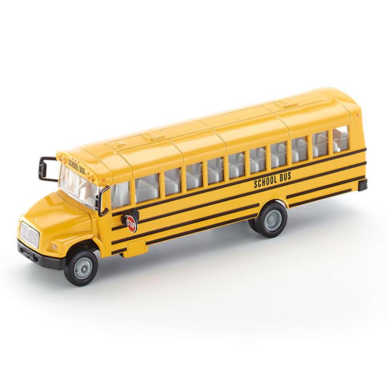HotFire Американский школьный автобус дефолт siku модель автомобиля игрушка автомобиль детские игрушки skuc1895