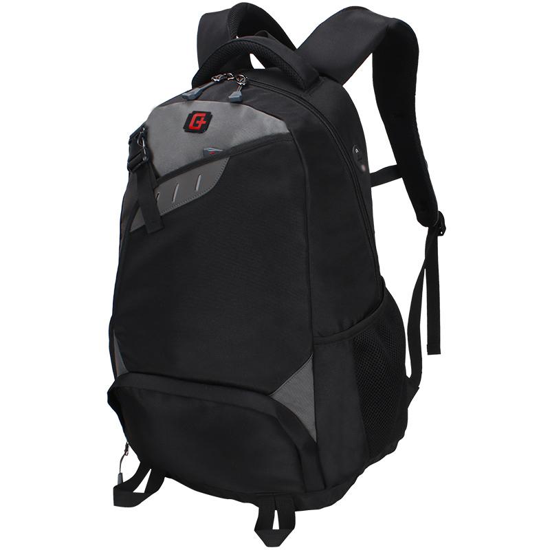 JD Коллекция Плечи компьютер сумка черная сумка SA-9911 дефолт joycollection
