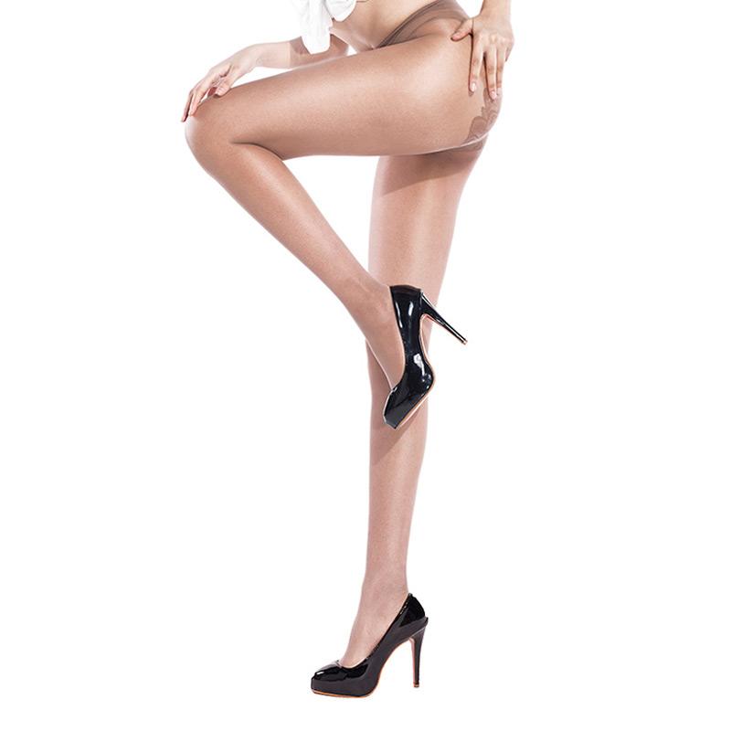 JD Коллекция Браун шесть пар Один размер skin colour sexy slim stretch pantyhose stockings