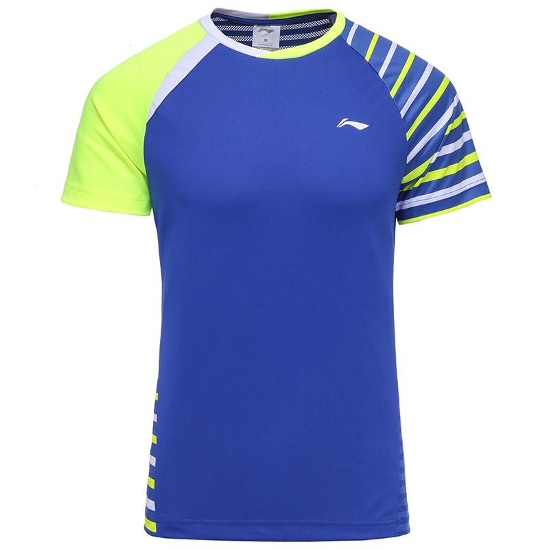 JD Коллекция Мужская синяя футболка AAYL117-1 L