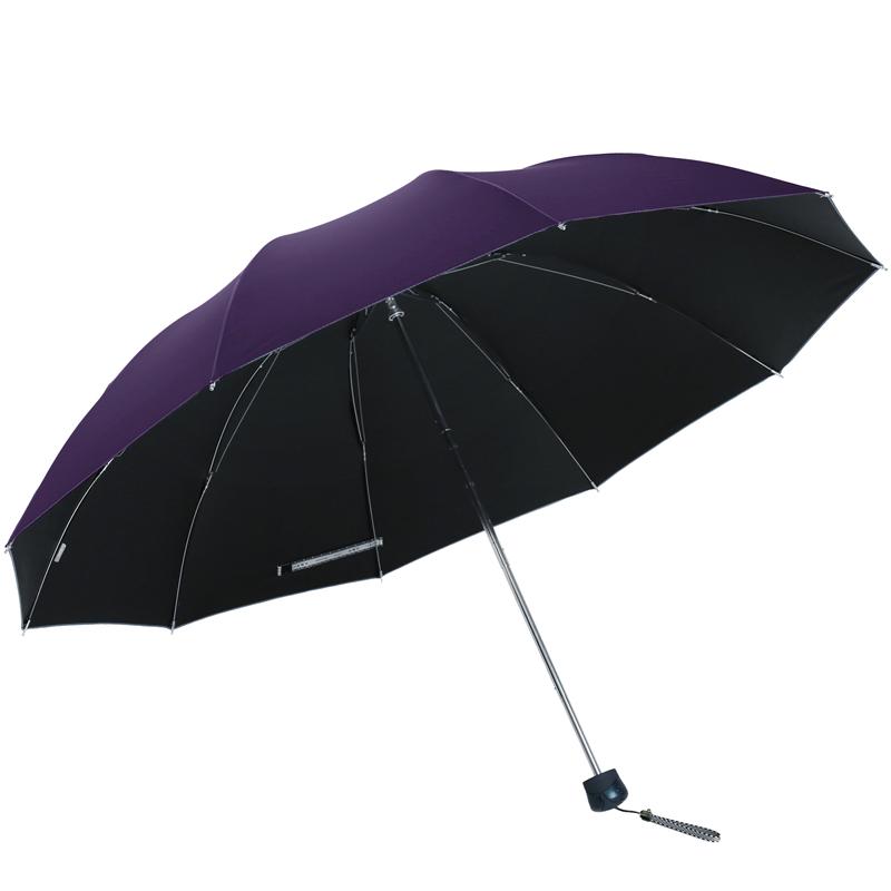 JD Коллекция Deep Purple зонт женский isotoner ниагара 4 сложения полный автомат цвет черный
