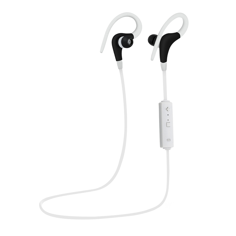 MyMei Белый цвет zimibl s9 sport handfree sport wireless stereo bluetooth headset headphone earphone with built in mic for ios android windows cell phone iphone laptop pc