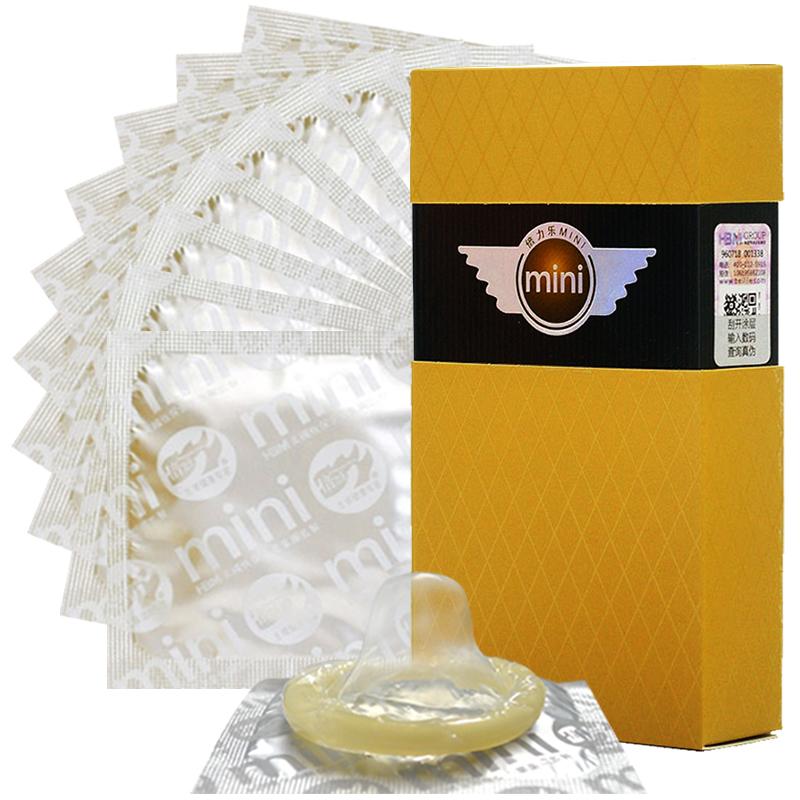 JD Коллекция Mini тонкая оболочка 10 дефолт baili le condoms мужские забавные наборы безопасности для волков настойчивая