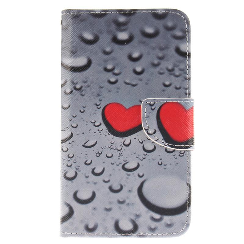 GANGXUN тотем цветы дизайн кожа pu откидная крышка бумажника карты держатель чехол для asus zenfone5