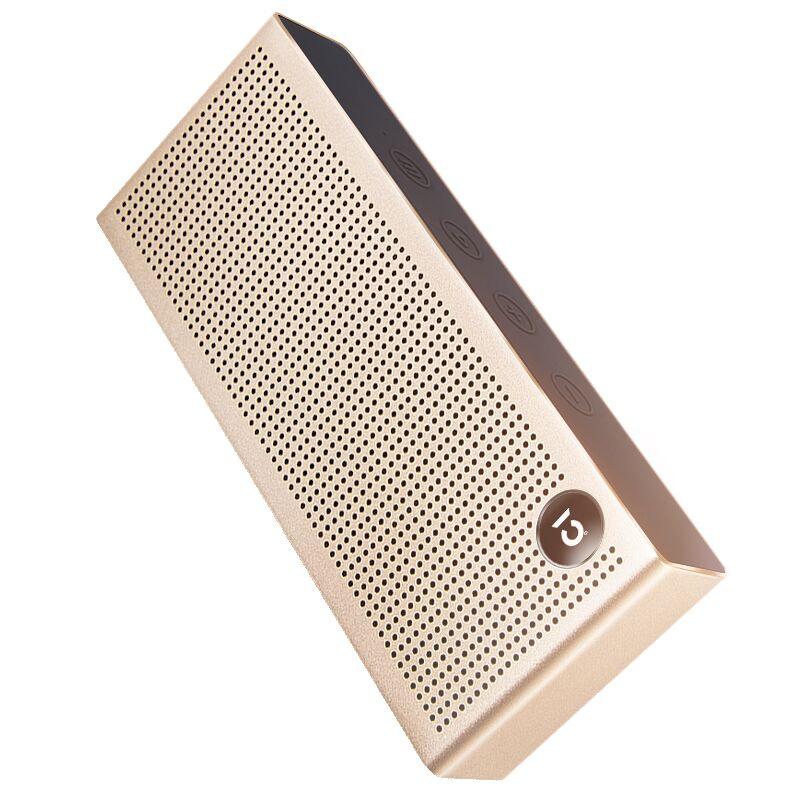 JD Коллекция Шампанское Золото Свет Bluetooth Speaker роскошь T6