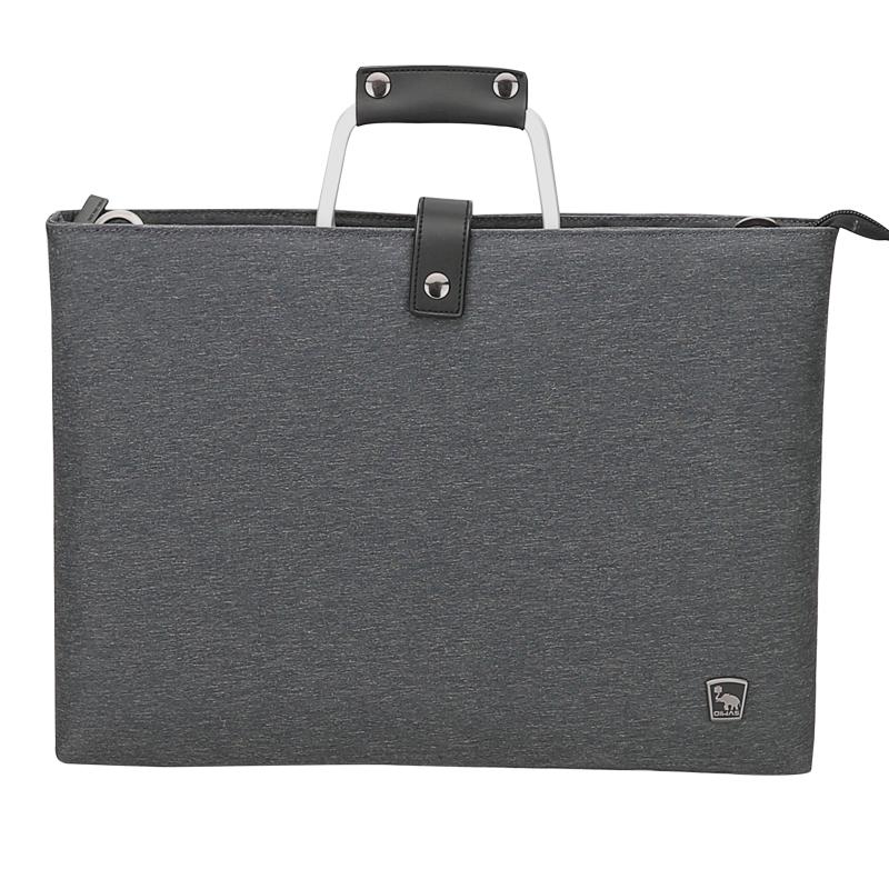 JD Коллекция черный дефолт swisswin плечо мешок компьютера бизнес случайный плечо мешок компьютера sw1036 серый