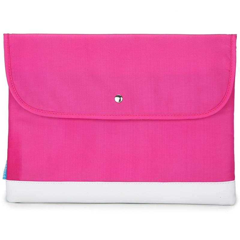 JD Коллекция розовый 133 дюймов компьютерная сумка phlees 15 6 дюймовый классический ноутбук для ноутбука air macbook pro бежевый