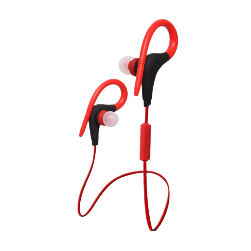 MyMei Красный цвет zimibl s9 sport handfree sport wireless stereo bluetooth headset headphone earphone with built in mic for ios android windows cell phone iphone laptop pc