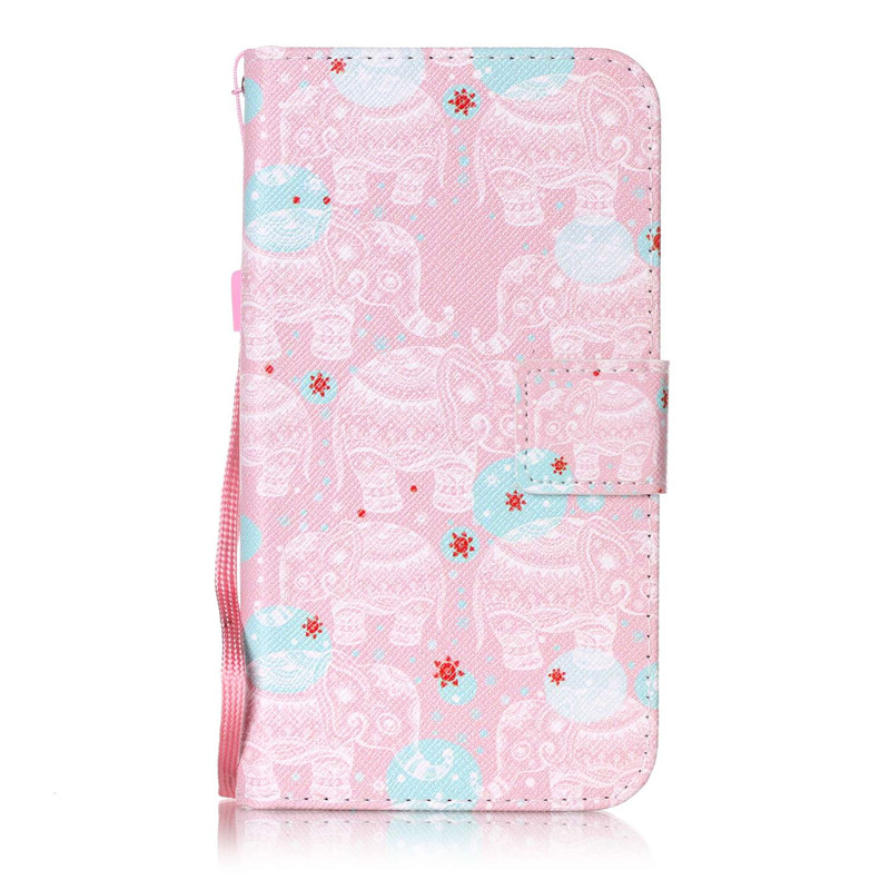 Чехол для Huawei Y5 II enkay protective tpu back case w holder stand for samsung galaxy note 3 n9000 pink