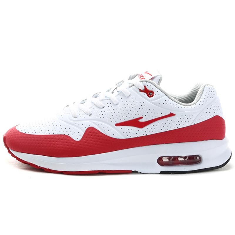 JD Коллекция Белый красный 39 new balance nb wrt580we 580 женских моделей спортивной обуви ретро обувь подушке кроссовки кроссовки us6 5 ярдов 37 ярдов