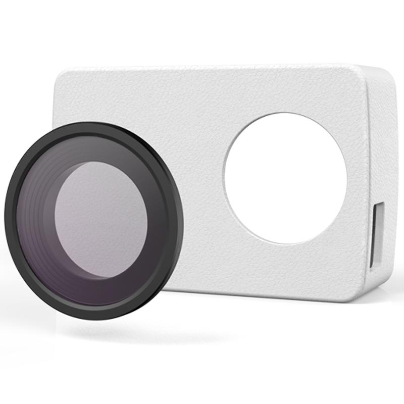 Yi видеокамера экшн yi 4k комплект с аквабоксом черный