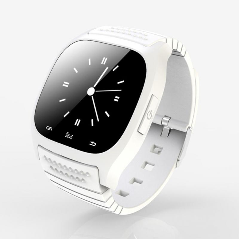 MyMei Белый цвет x7 round dial smart watch bluetooth smart wearable device watch
