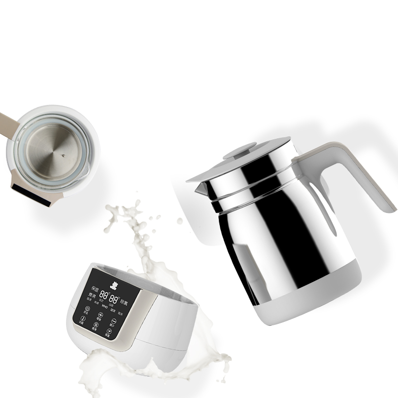 JD Коллекция xin моллюск из нержавеющей стали термостат молочный многофункциональный нагреватель молока xb 8630