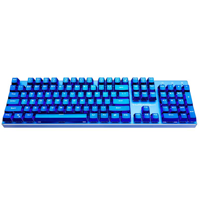 JD Коллекция RGB гальванической KEYCAP черный вал 87 клавиш jzrcr ypp01 1 new keypad