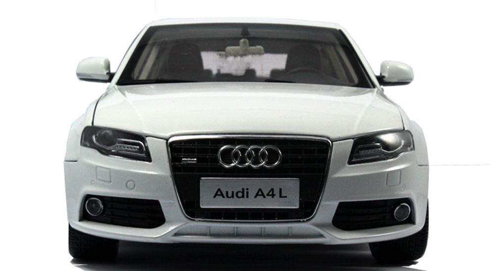 Paudi масштаб 1 18 audi q5 2010 diecast модель автомобиля белый