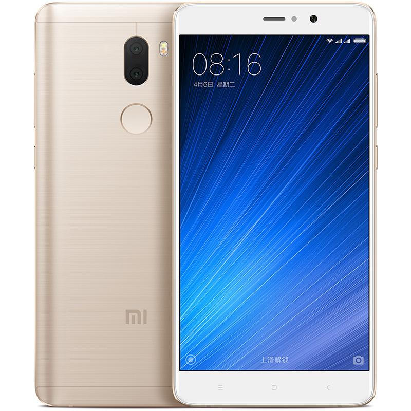 Mi золото смартфон xiaomi mi5s plus 64gb grey