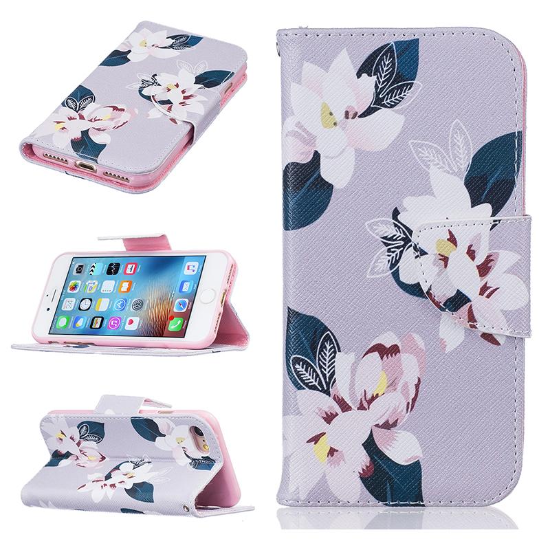 GANGXUN mooncase чехол для iphone 6 plus 6s plus 5 5 флип pu держатель карты стенд кожаный чехол обложка feature no a11