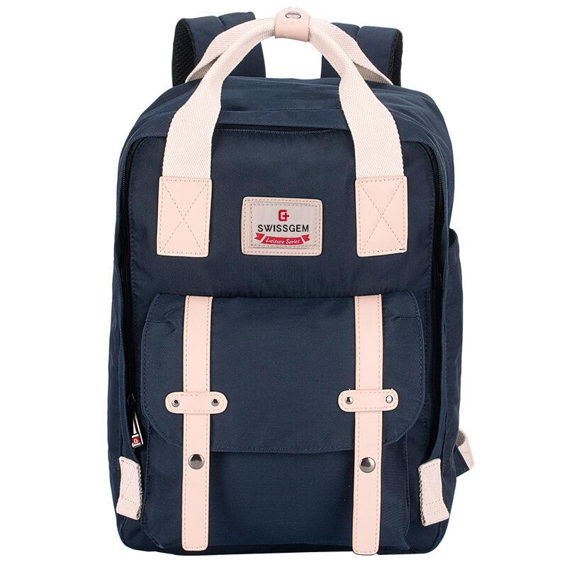 JD Коллекция SA-9920 темно-синий дефолт svvissgem плеча сумку бизнеса случайных мужчин и женщин сумка 14 6 дюймовый ноутбук сумка sa 9666 черный