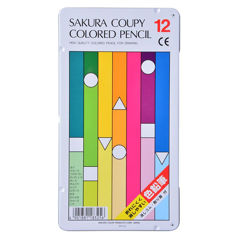 JD Коллекция sakura контурные карандаши для карикатуры