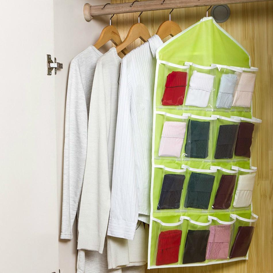 MyMei Зелёный цвет anti shock protective storage bag for lens filter black 6 pockets