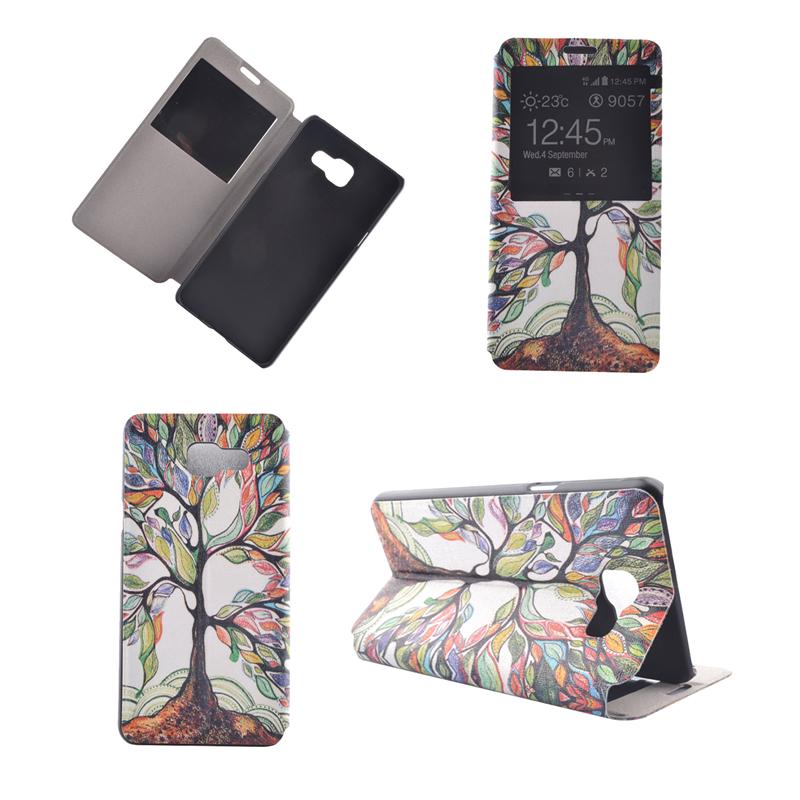 GANGXUN skinbox silicone chrome border 4people чехол для samsung galaxy a5 2016 dark silver