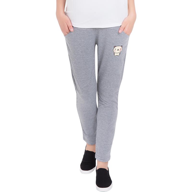 JD Коллекция серый M aibosi брюки для беременных женщин серый xl