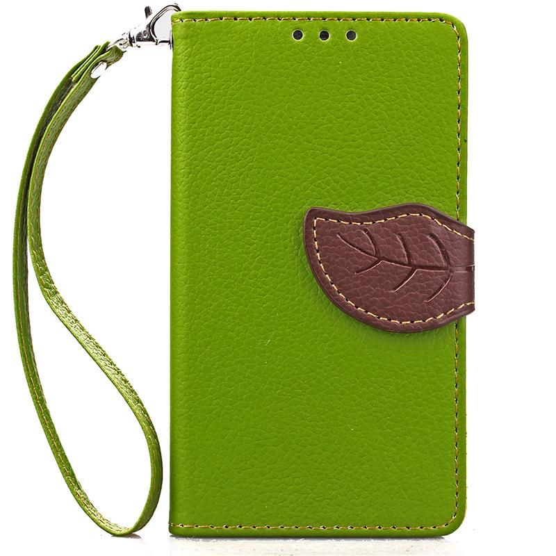 GANGXUN коричневый дизайн кожа pu откидная крышка бумажника карты держатель чехол для microsoft lumia 950