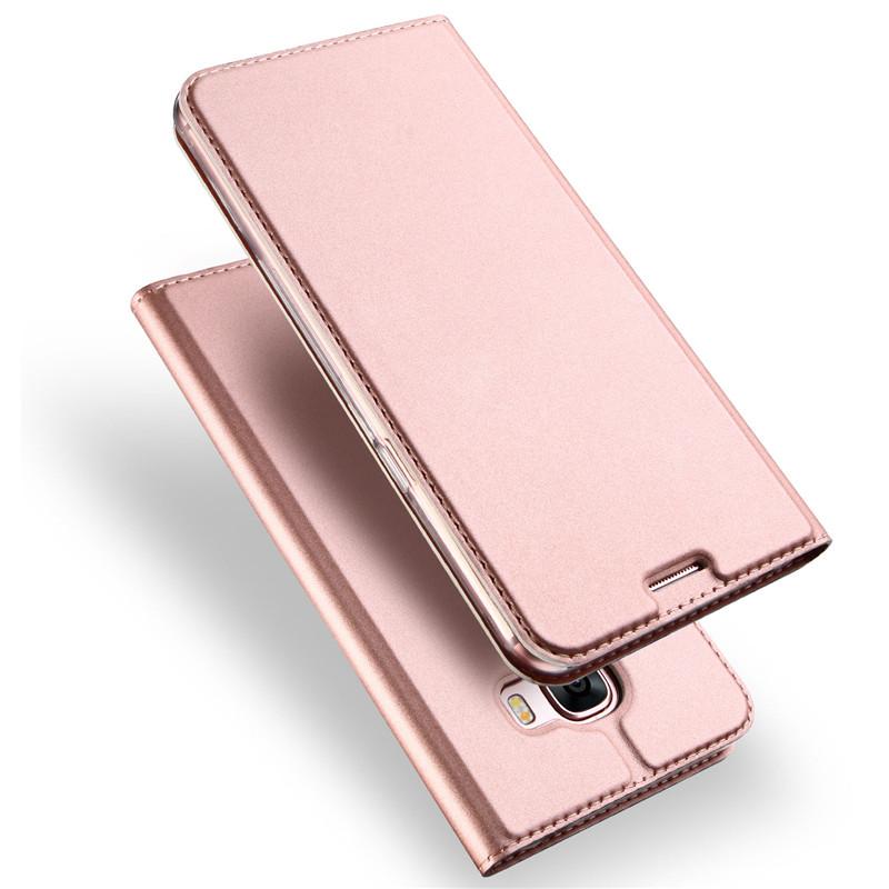 GANGXUN Розовое золото Samsung Galaxy C7 Samsung Galaxy C5