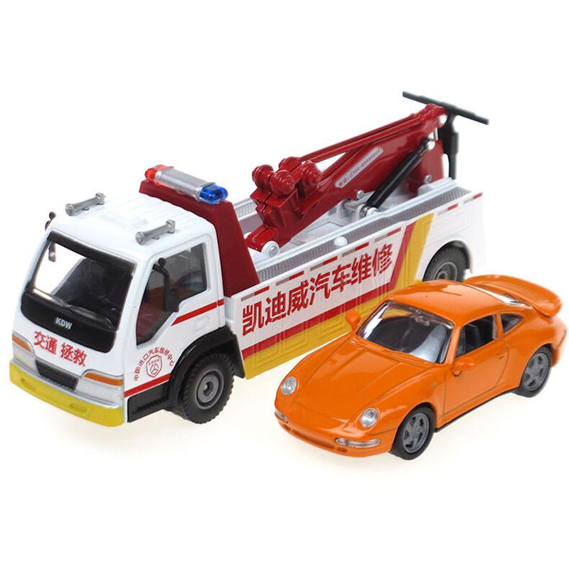 JD Коллекция Дорожные спасательные машины дефолт 1 36 alloy car toy cushioning elastic brinquedos diecast model vehicle car