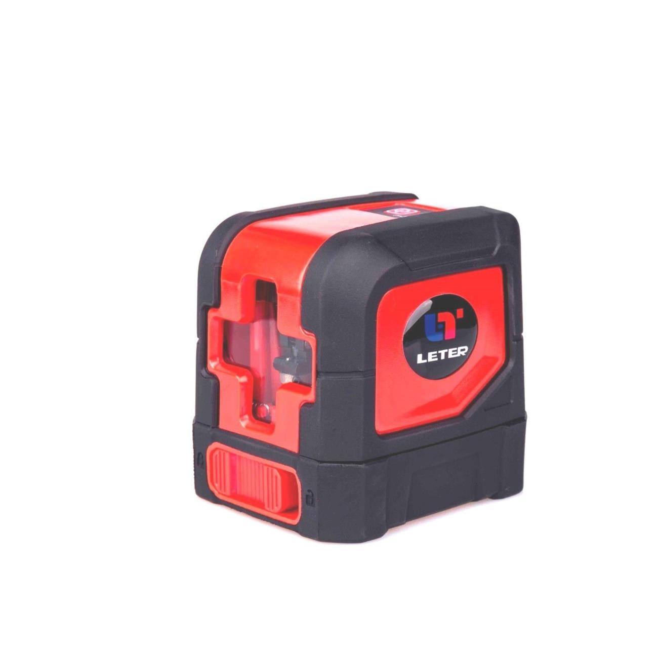 Leter xeast 8line laser level xe 902 360 vertical and horizontal self leveling cross line 3d laser level 4h 4v red beam
