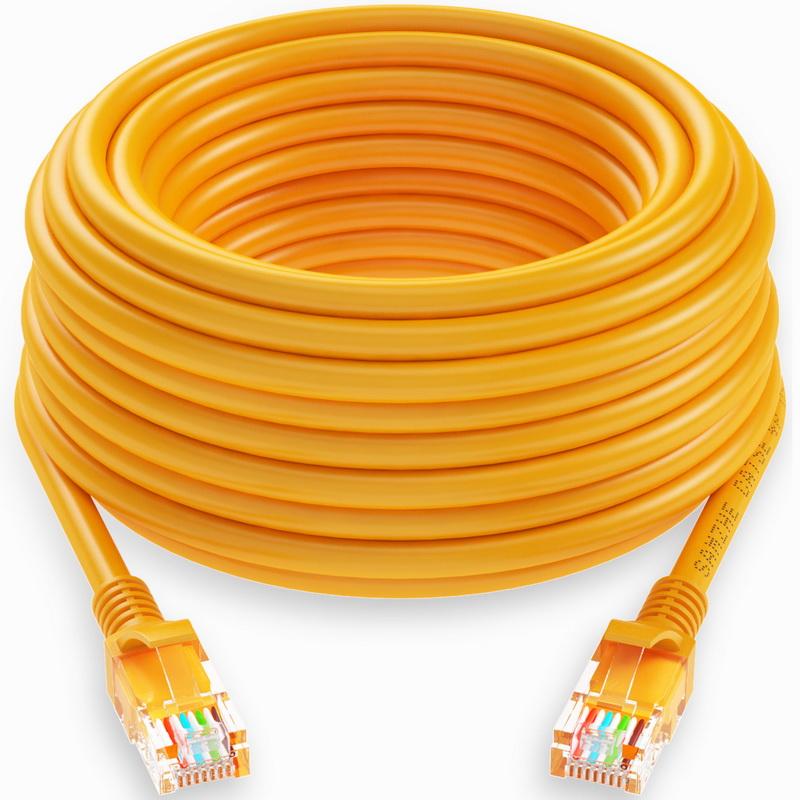 JD Коллекция желтый 2 м кабель
