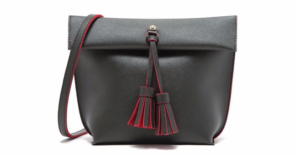 MICOCAH Черный Зеленый бесплатная доставка женщины плеча сумки кожа pu с tassel элегантный сплошной цвет hobos сумка одноместный ленты сумки сумки