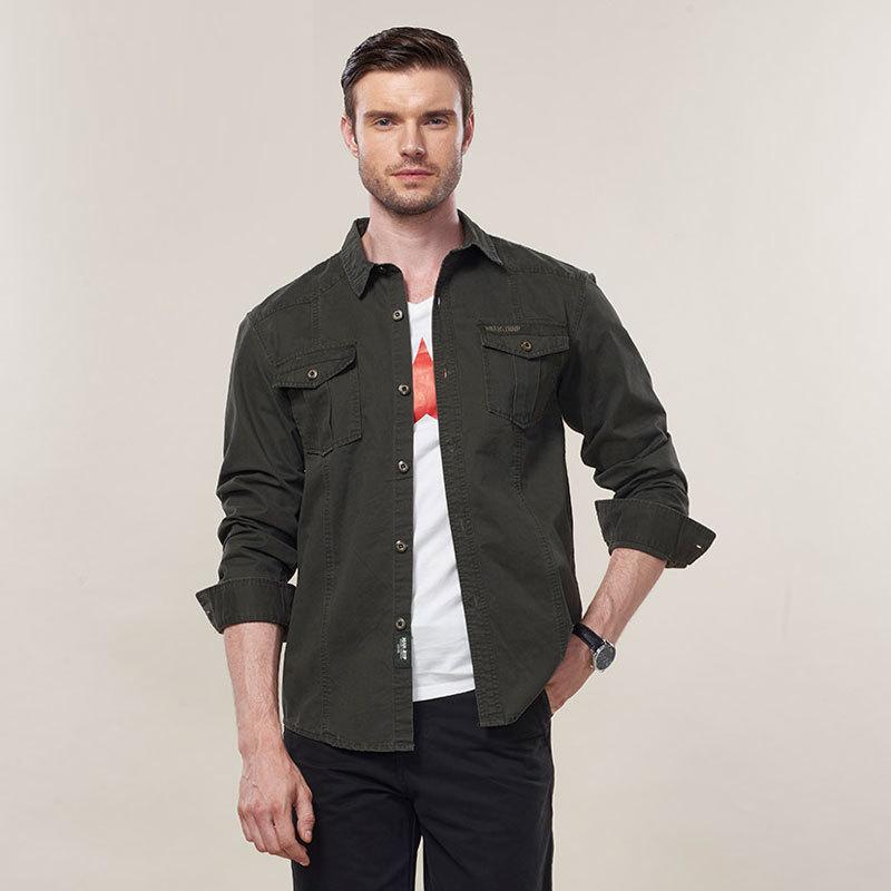Mink Keer Армейский Зеленый XL модная