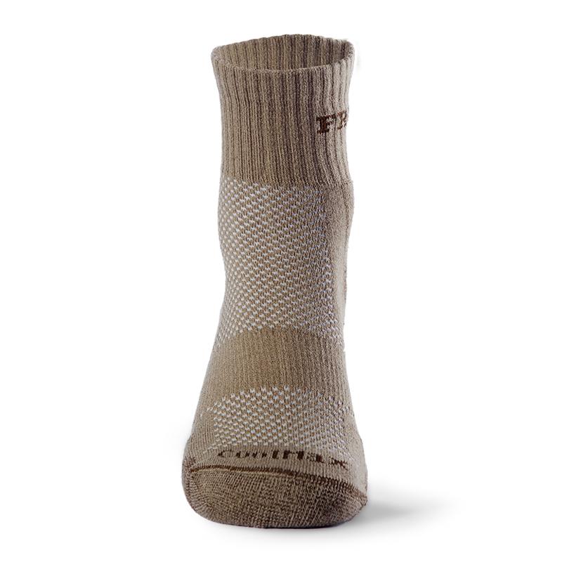 FREE SOLDIER Волчий коричневый цвет free soldier спортивные мужские носки воздухопроницаемые быстросохнущие носки изготовлены из полиэстрового волокна москва склад