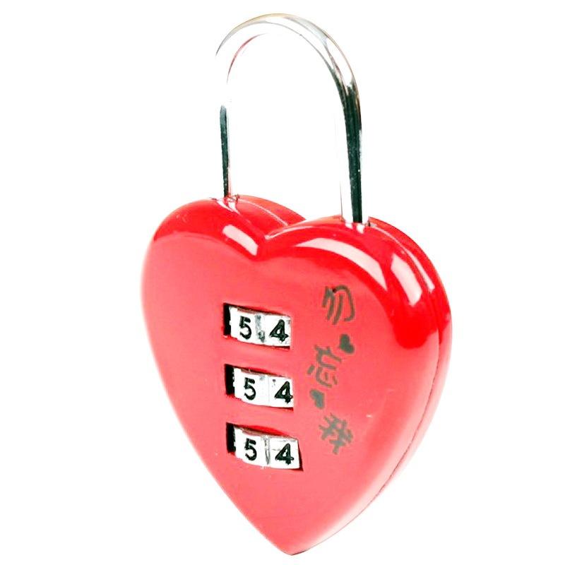 JD Коллекция 3 ярдов Сердце блокировки дефолт
