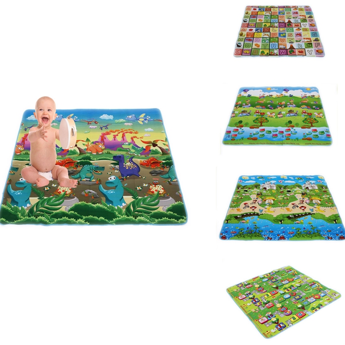 MyMei 1 4cm thick cartoon puzzle play mat 28pcs lot baby crawling rug climb pad children carpet eva foam kids game soft floor toy 450