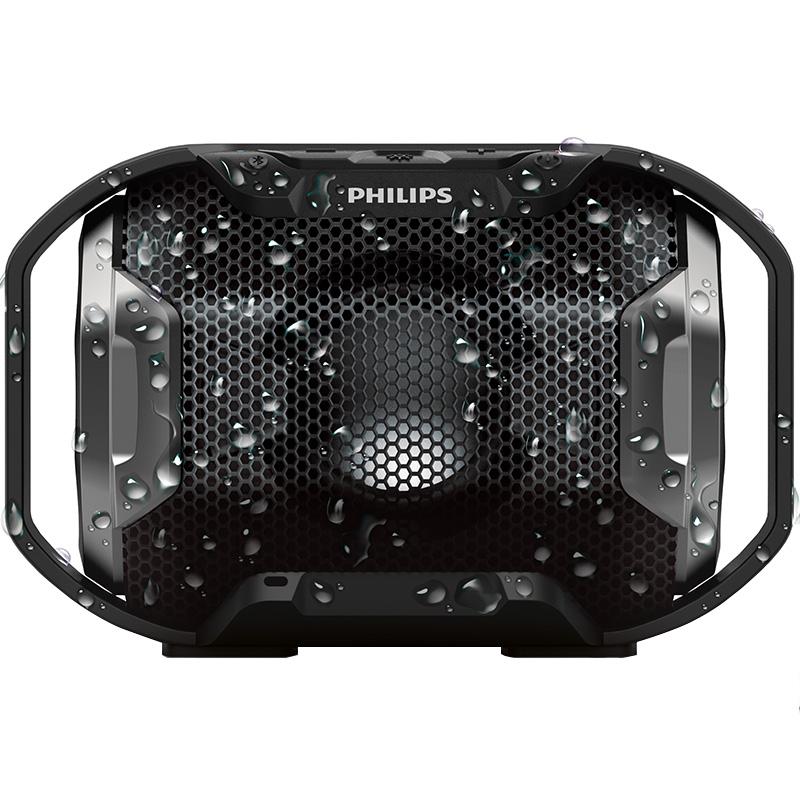 PHILIPS SB300 дефолт philips беспроводная звуковая карта philips sd700 bluetooth совместим с apple samsung компьютерные колонки mp3 плееры радио