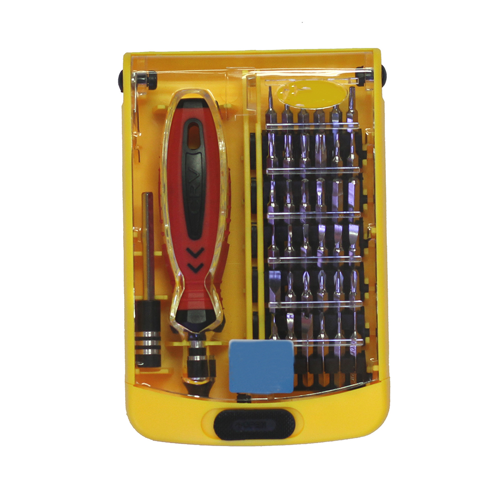 MyMei 31 in 1 interchangeable magnetic screwdriver set mobile phone computer repair tool