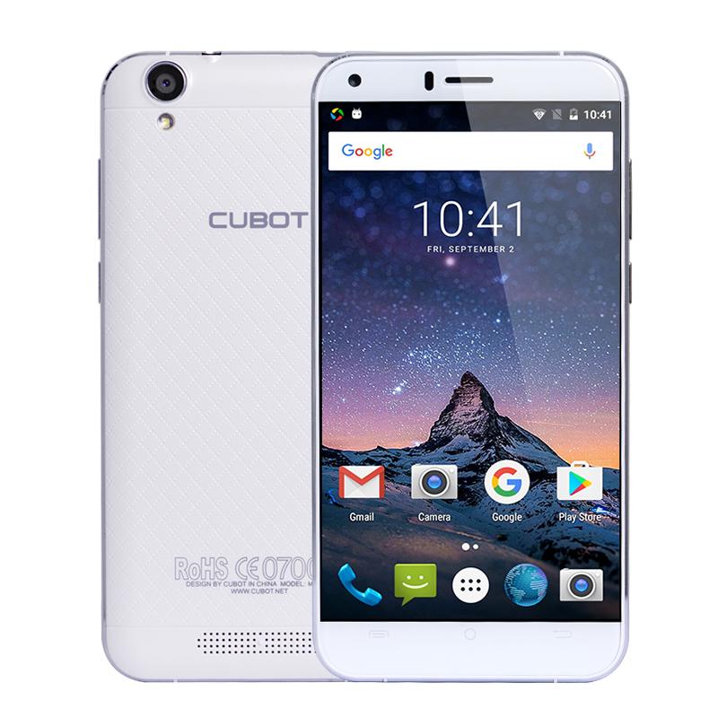 Cubot Белый Евровилка cubot примечание s смартфон