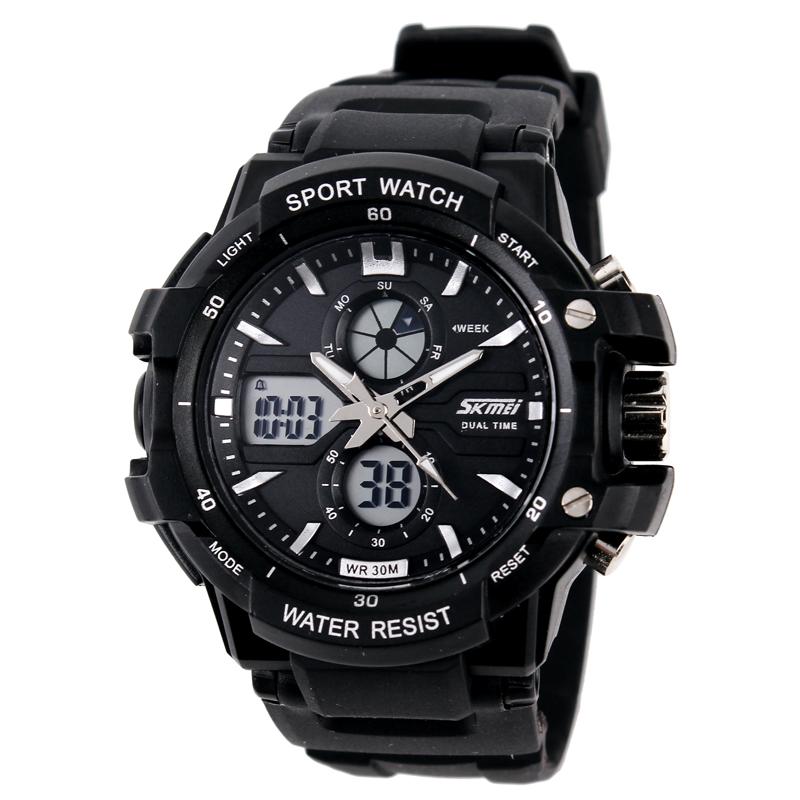 JD Коллекция 0990 Черныймаленький размер часы skmei мужские 1155