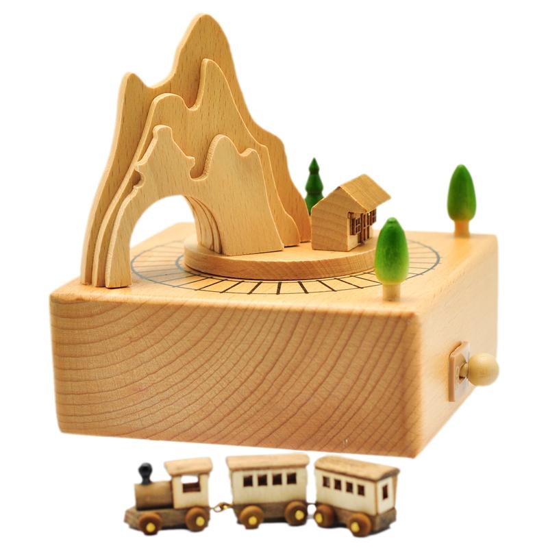 JD Коллекция поезд 1 city series marriage wedding room model building block toys compatible legoe enlighten 1129 613pcs diy gifts for children