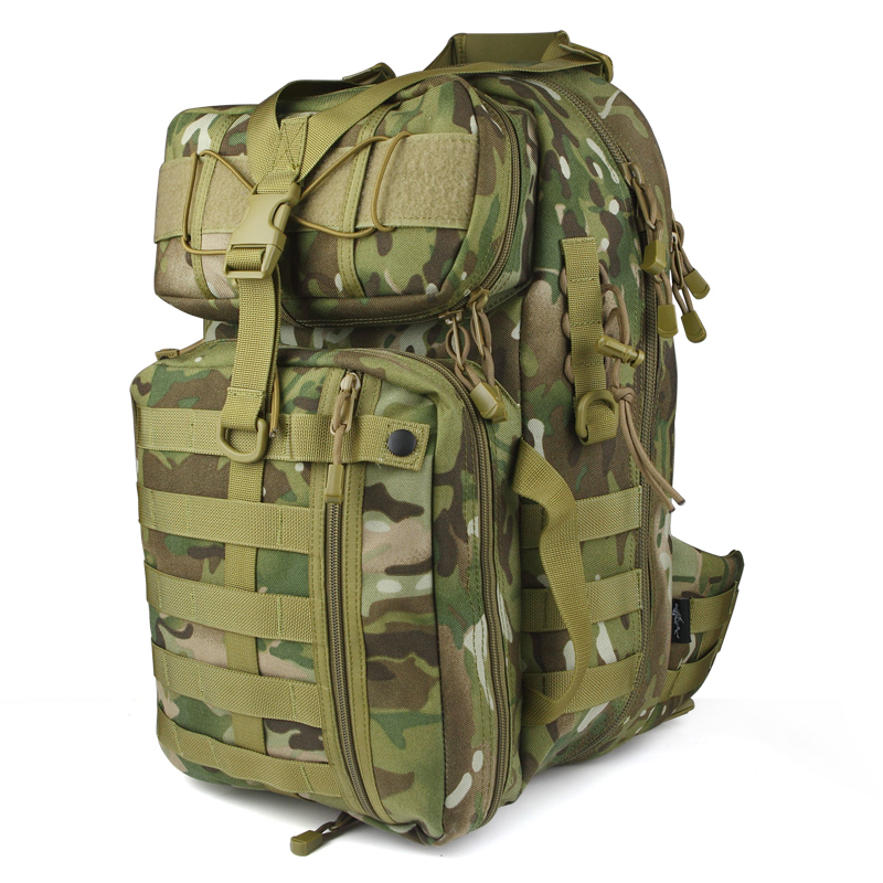 FREE SOLDIER CP камуфляжный 35L