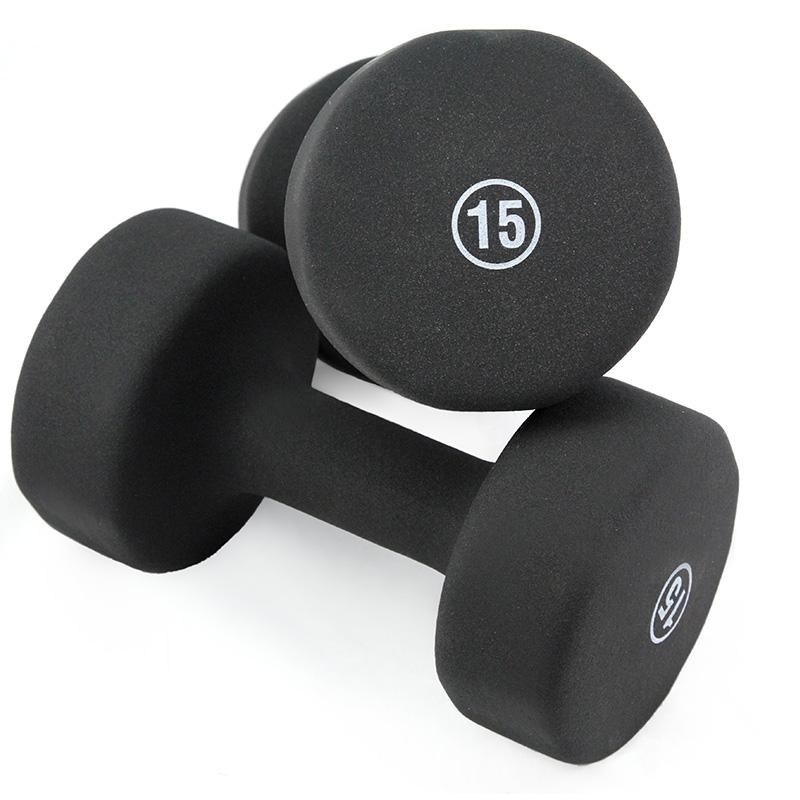 JD Коллекция Черный 15 фунтов 2 proiron цвет матовый скраб гантель чжэн дуоян прыжок гимнастика гантель костюм фитнес оборудование спортивные товары 3 кг