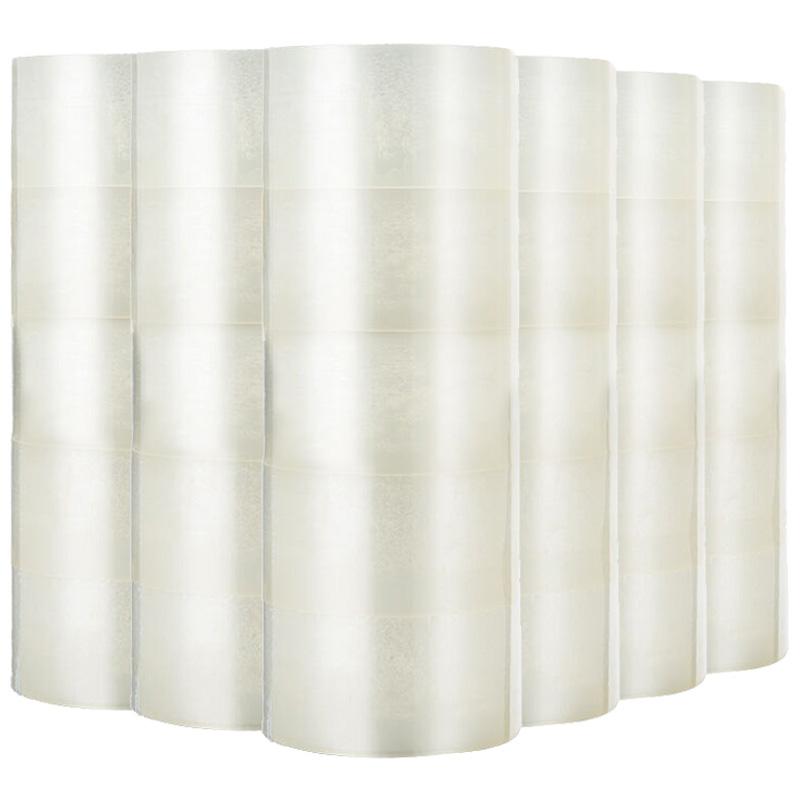 JD Коллекция 60мм 100Y-30 томов дефолт танго tango высокое качество очень прозрачная уплотнительная лента упаковочная лента 60мм 100y 91 4 метров глава 5 дней пакет производится