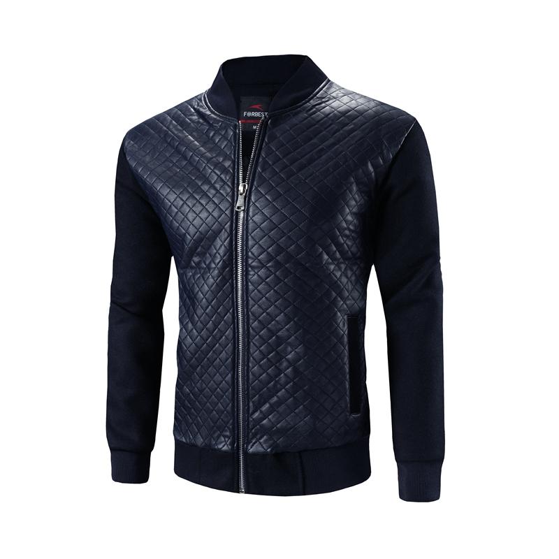 CT&HF Тёмный синий цвет Номер М куртки