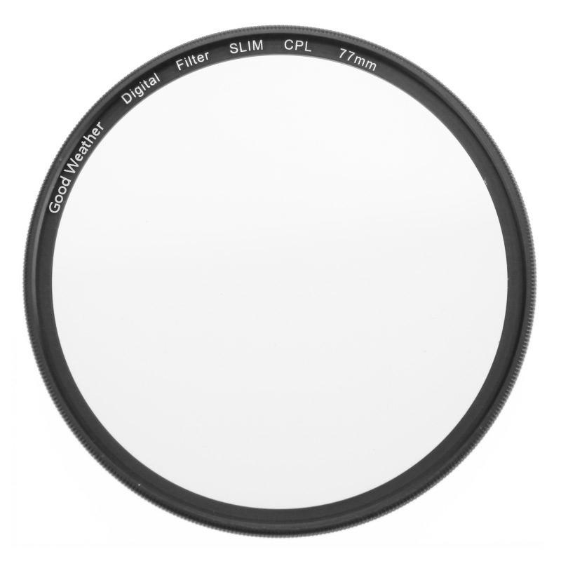 JD Коллекция Вход 77мм тонкий поляризатор CPL joycollection