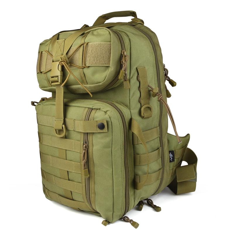 FREE SOLDIER Болотный цвет 35L