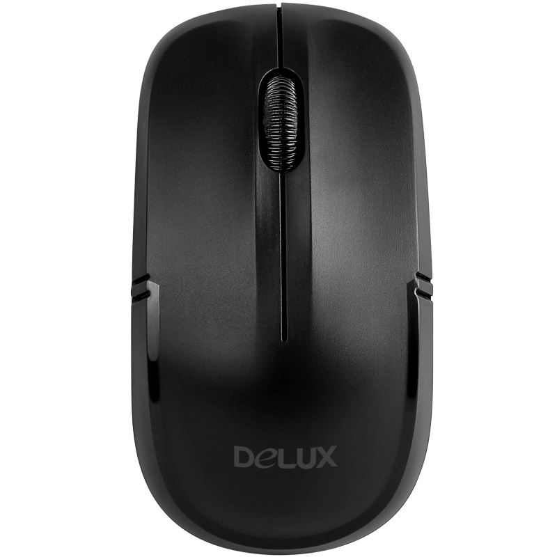 Фото - JD Коллекция Чёрный M136 мышь delux dlm 110oub black