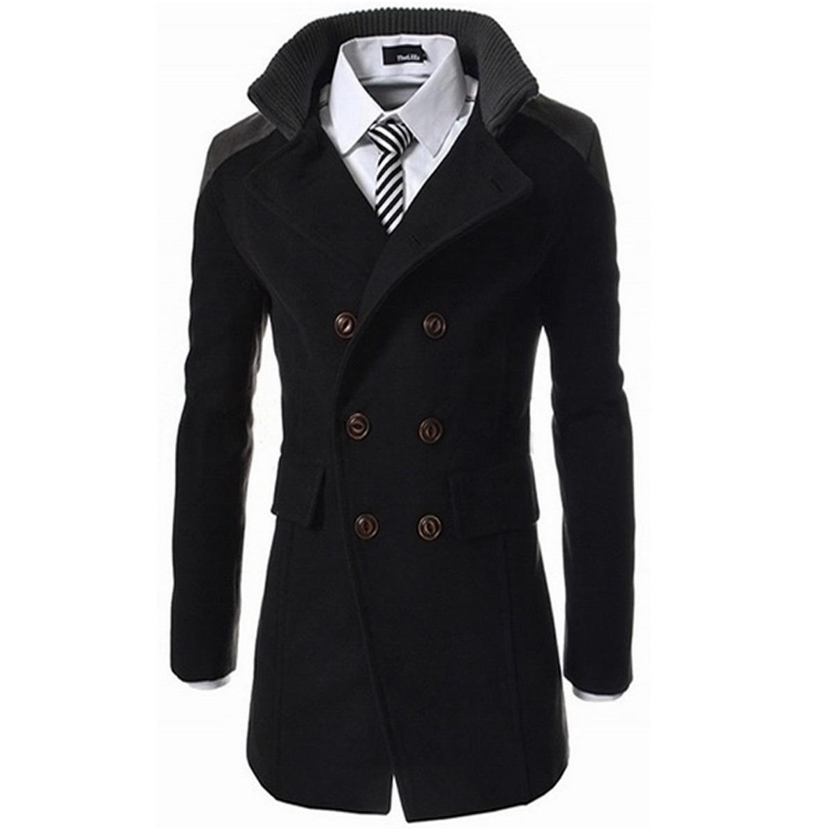 CT&HF Чёрный цвет Номер М пальто via lattea пальто