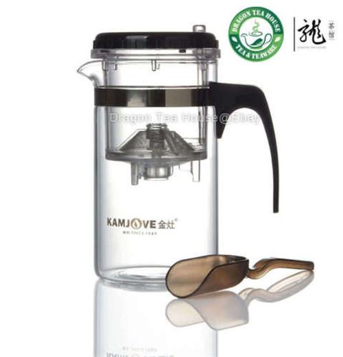 Dragon Tea House заварочный чайник с фильтром kamjove tp 140 tp140 300ml